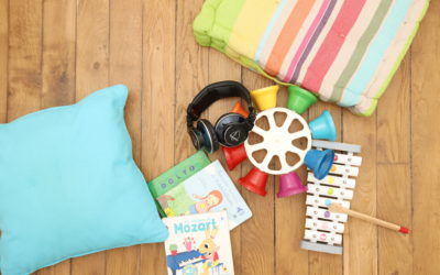 Les troubles du traitement sensoriel chez les enfants et les adolescents